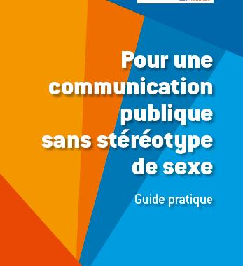 Guide de Communication Publique sans Stéréotype de sexe