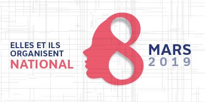 Journée Internationale des droits des femmes, mars 2019 : que faire sur le territoire national ?