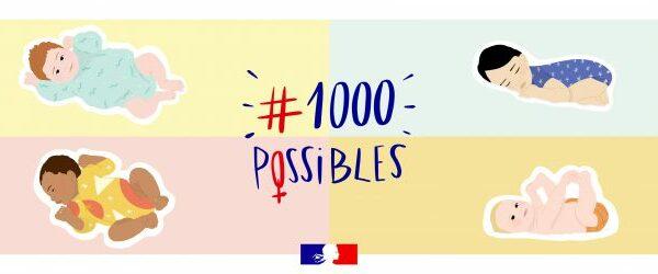 #1000POSSIBLES