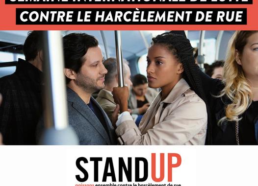 du 11 au 17 avril : semaine internationale de lutte contre le harcèlement de rue