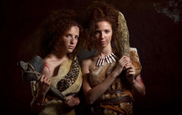 Femmes préhistoriques, le silex fort !